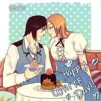 Day 1 - IshiHime White Day by kala-k