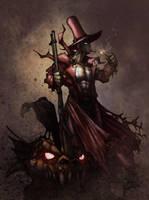 the Gunslinger by pixelOgre