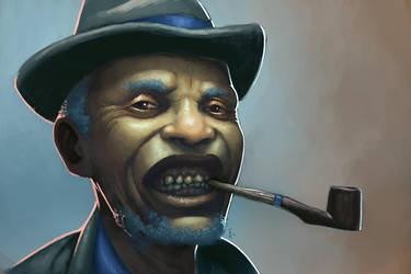 smokey Joe by pixelOgre