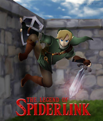 The legend of SPIDERLINK by SnoepGames