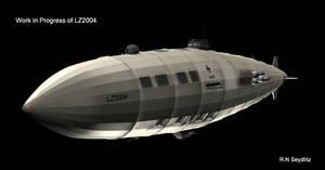 LZ2004 WIP - Old Work by FWSeydlitz