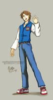 Original Character: AS 0002 by sphelon8565
