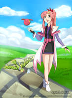Lacus Clyne by sphelon8565