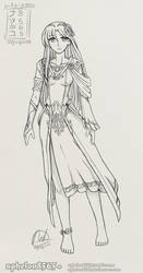 [OC] Princess Aisling by sphelon8565