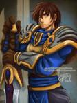Garen Crownguard by sphelon8565