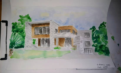 Rendering with water color 05 by Wirsha