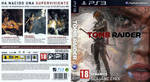 TOMB RAIDER REBORN CUSTOM COVER by PLATINUMBROLY