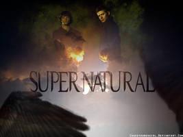 Supernatural Wallpaper by ChaseYoungsgirl