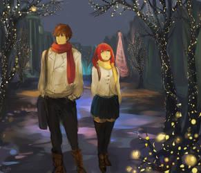 SG: winter wonderland by pancake-waddle
