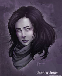 Jessica Jones by mOOg267