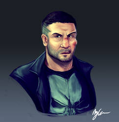 Frank Castle by mOOg267