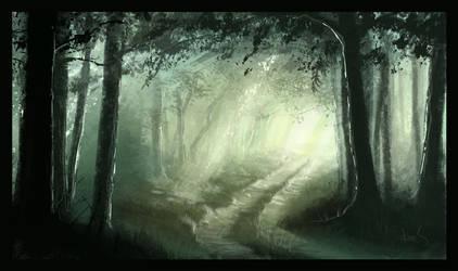 Fairytale by Caoranach