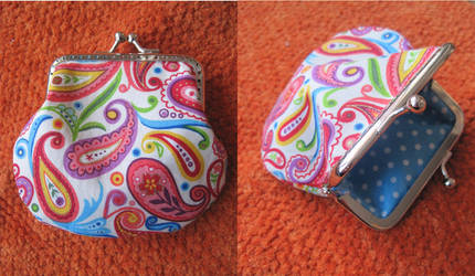 Coin Purse by Sompy-Stuff