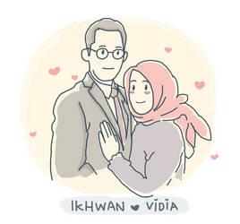 wedding commision by Zeedanz