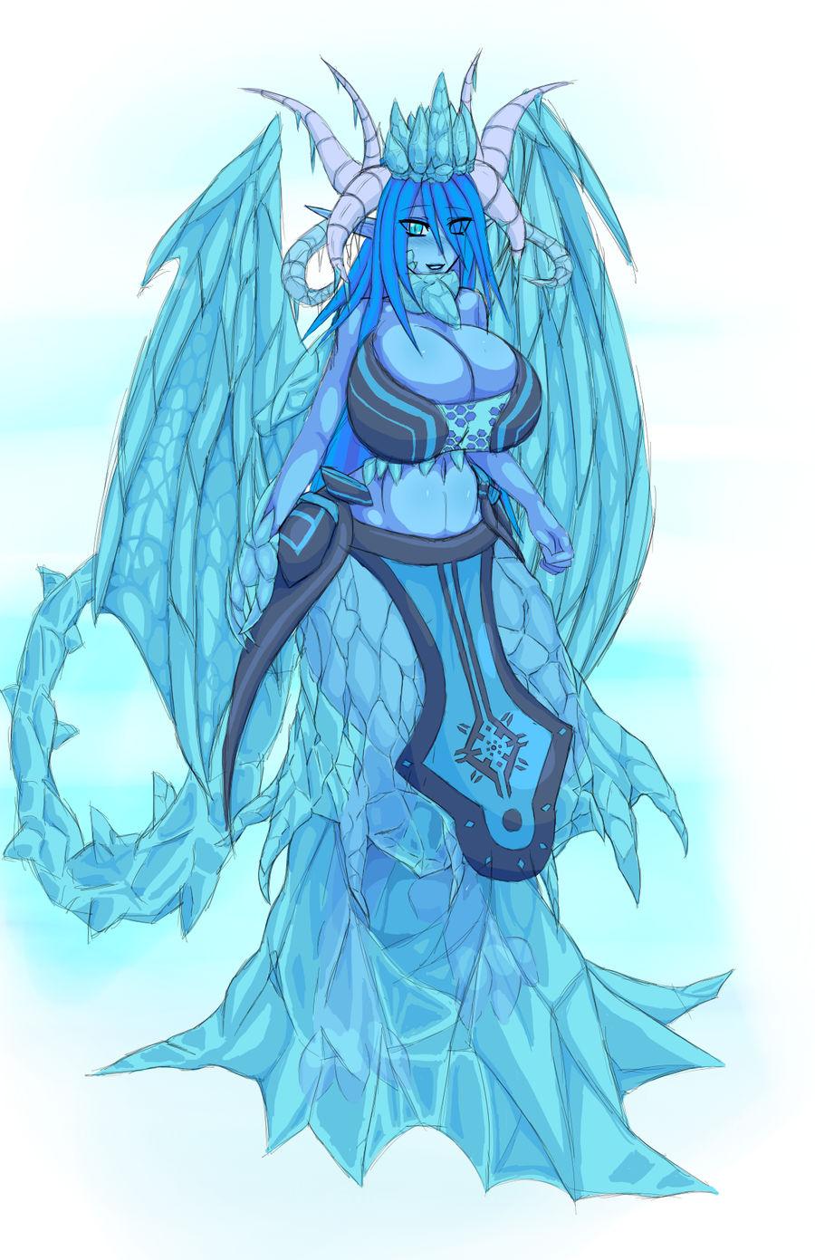 Minecraft Skin Ice Princess Wwwtollebildcom