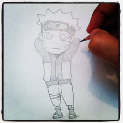 Naruto Chibi by fethica