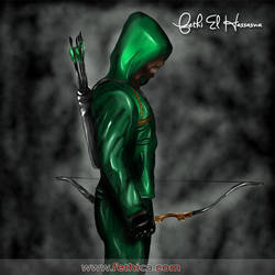 Arrow: Oliver Queen by fethica