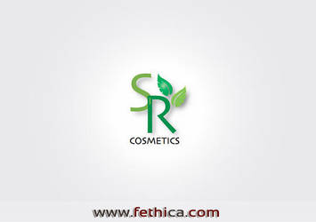 SR Cosmetics Logo Design by fethica