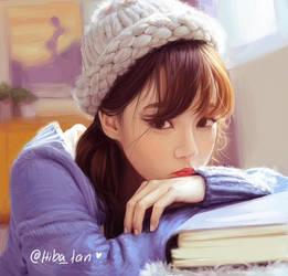 Ji Hye by Hiba-tan