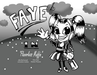 Old School Faye K by after-the-funeral