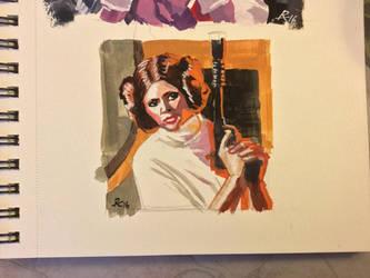 Carrie by capwak