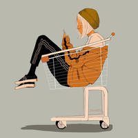 Shopping Online by chedil