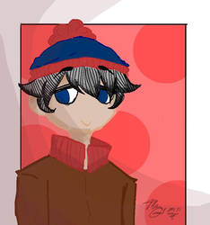 Stan Marsh -Digital- by KowareKen