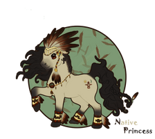 Pony Adopt - OPEN - by White-Bone