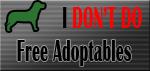 I Don't DO Free Adoptables by KeitaroTGW