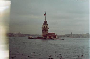 Kiz Kulesi by aysegulyildiz