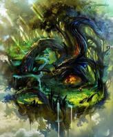Fantasy Lore by Zudartslee