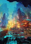 Fantasy by Zudartslee