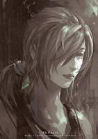 Rurouni Kenshin by Zudartslee