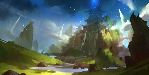 wonderland by Zudartslee
