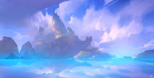 cloud by Zudartslee