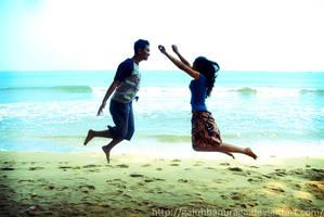 flying hug by galuhbanuraga