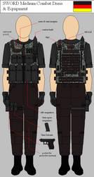 SWORD Medium Combat Dress by Seth45