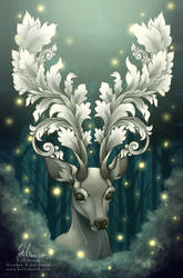 Antlers of Filigree by HeatherHitchman