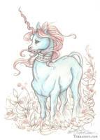 The Dark Unicorn by HeatherHitchman