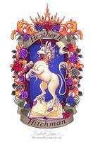 Heather R. Hitchman Emblem by HeatherHitchman