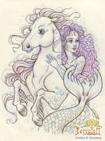 Mermay 2017 #1 The Equestrian by HeatherHitchman