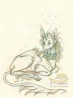 Junicorn 2017 #2 Born in Starlight by HeatherHitchman