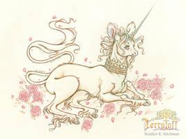Junicorn 2017 #5 The Garden Swift by HeatherHitchman