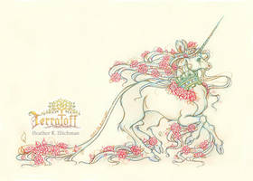 Junicorn 2017 #6 The Coronation by HeatherHitchman