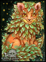 Kitsune Collection #11 Thistle Rott by HeatherHitchman