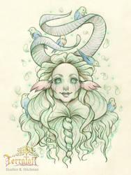 MarchOfTheFauns #9 Madame Odine by HeatherHitchman