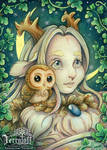 Terratoff All Star - Princess Wynne by HeatherHitchman