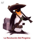 Loaded Penguin by cmalidore