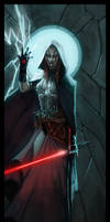 Sith Lord by cmalidore