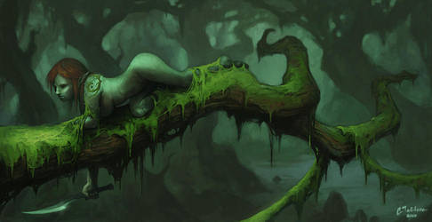 Natures Thorn by cmalidore